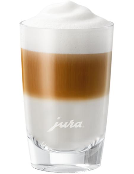 Latte Glas 105mm (2 stuks)