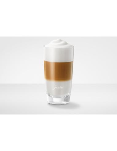 Latte Glas 135mm (2 stuks)