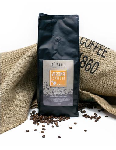 d'Vrel Verona Espresso 1 KG