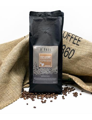 d'Vrel Exclusivo Espresso 1 KG