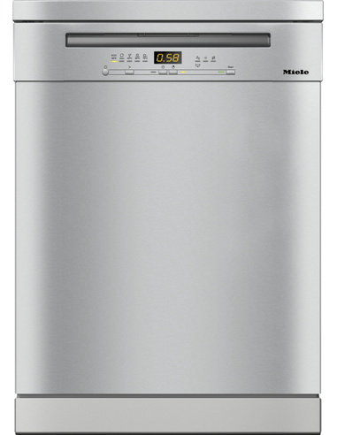 Miele G5222 SC Front Selection RVS