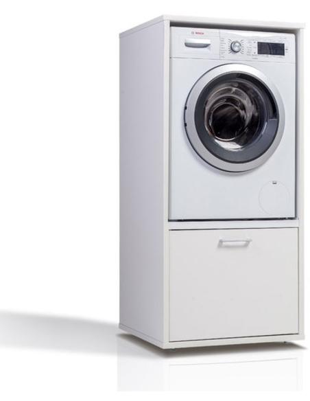 Wastoren WSCS146 Basismeubel zonder uittrekplateau